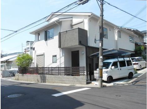 【中古戸建】山科区北花山大林町
