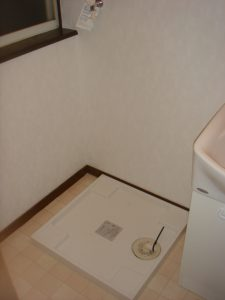 洗濯機パン(改)